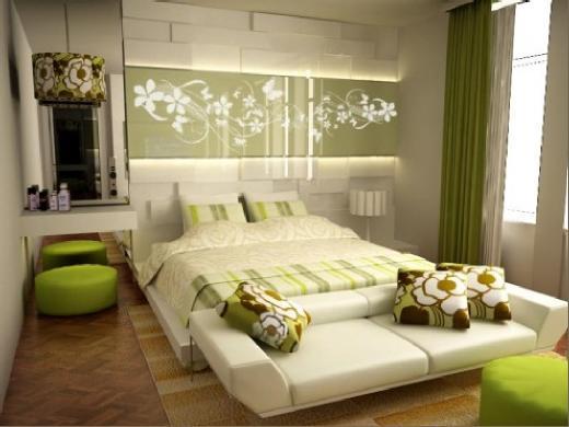 Phòng ngủ phong thủy