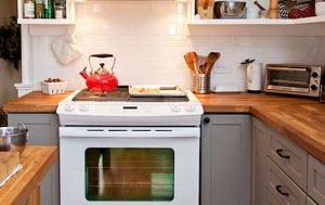 Bí quyết giữ nhà bếp sạch đẹp và an toàn