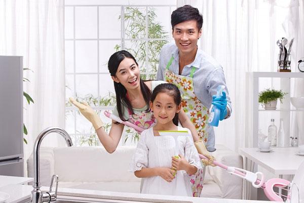 Bí quyết nhà sạch