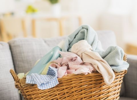 Vệ sinh mỗi tuần đảm bảo nhà sạch
