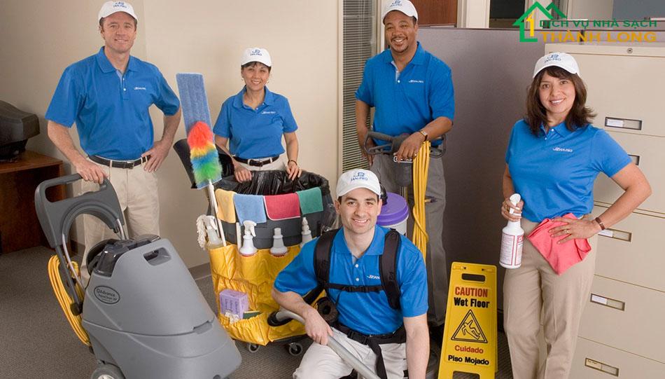 CV xin việc nhân viên vệ sinh công nghiệp