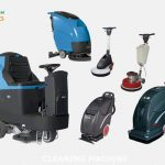 Cách sử dụng thiết bị máy vệ sinh công nghiệp hiệu quả