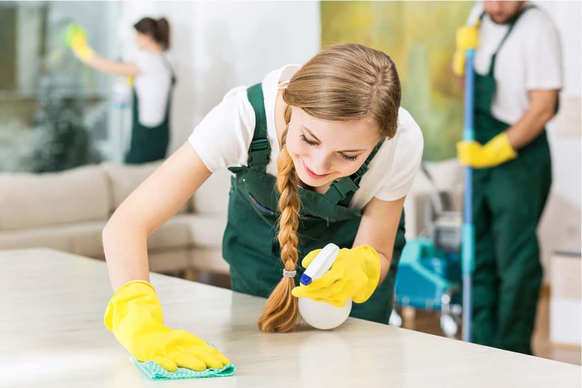 Dịch vụ nhà sạch
