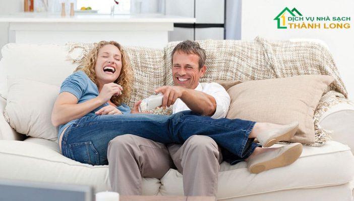 Giá trị từ dịch vụ vệ sinh ghế sofa