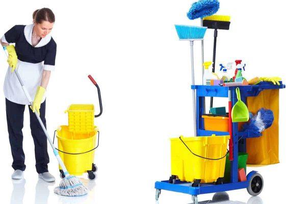 Máy và dụng cụ vệ sinh công nghiệp