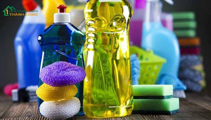 Nguyên tắc sử dụng hóa chất vệ sinh công nghiệp